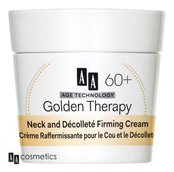 AA - Age Technology 60+ Krém na napnutie pokožky krku a dekoltu 50ml