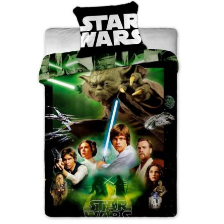 detske-bavlnene-obliecky-star-wars-green-1full