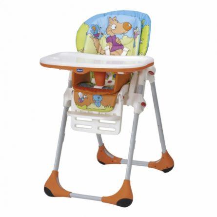 Jedálenská detská stolička