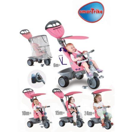 smart-trike-recliner-kocik-ruzovy-22273
