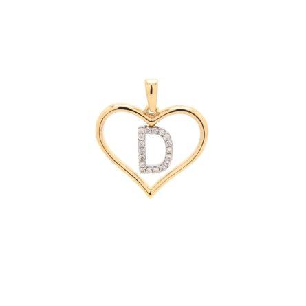 zlaty-privesok-pismenko-d-v-srdci