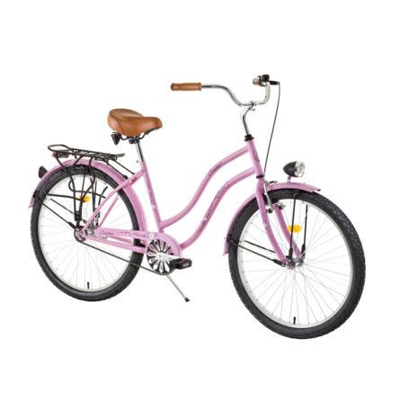 Bicykel s košíkom