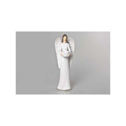 anjel-moderny-velky-biely36cm