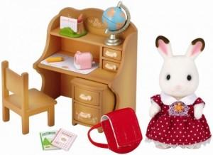 Sylvanian family – figúrky a nábytok