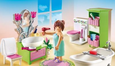 Playmobil Kúpeľňa a WC