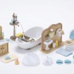 Sylvanian family – WC a kúpeľňa