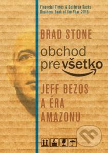 Brad Stone: Obchod pre všetko