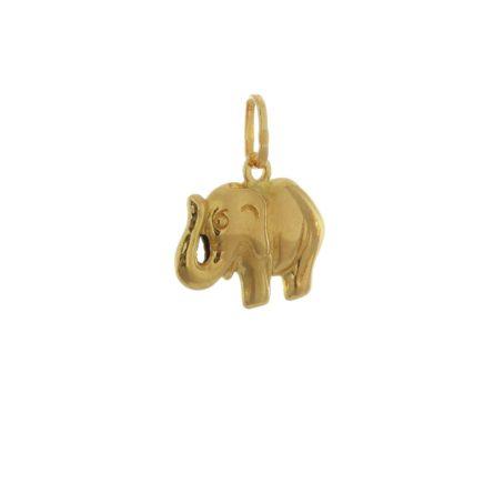 privesok-slon-zo-zlteho-zlata