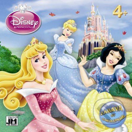 Princezná (samolepky) - Samolepky pre deti