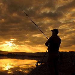 Rybár telom i dušou