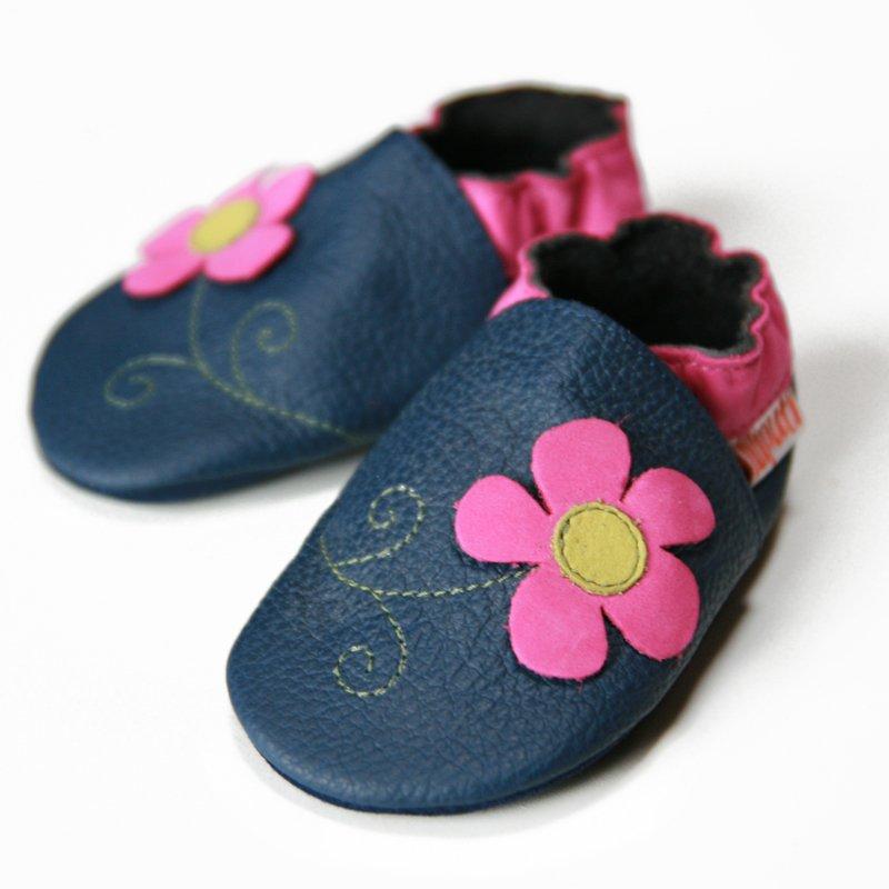 f9c6241caa921 LILIPUTI - Topánky jarné kvetinky - veľ. M (12-18 mesiacov ...