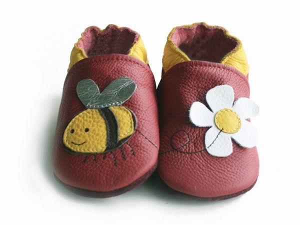 2be797203793d LILIPUTI - Topánky včielka - veľkosť M (12-18 mesiacov) - DARČEKOVÝ ...