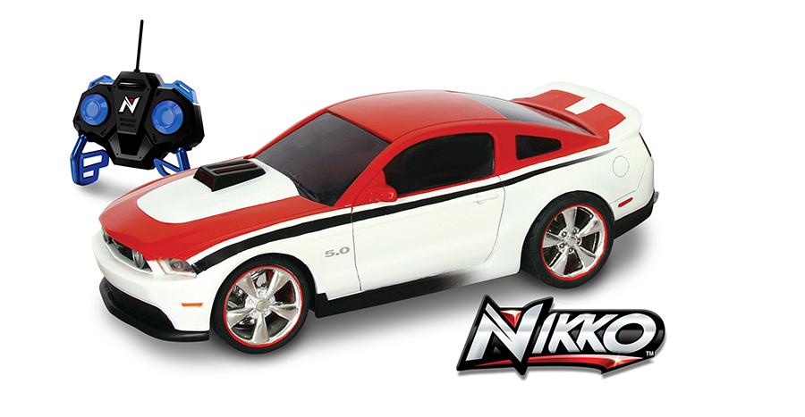 e521e672ac NIKKO - RC Ford Mustang 5.0 1 16 - DARČEKOVÝ PORADCA