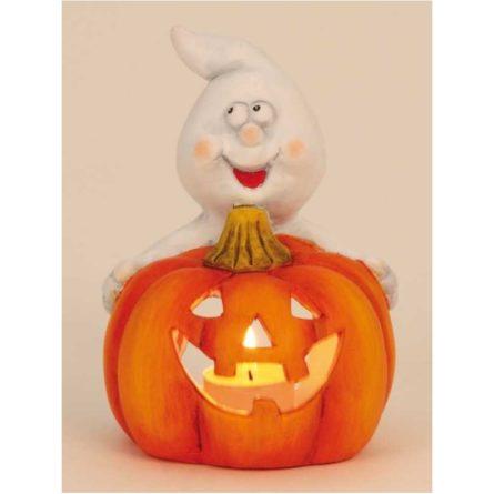 Halloween - tekvice, strigy, duchovia