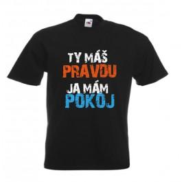 Vtipné tričko - chalani