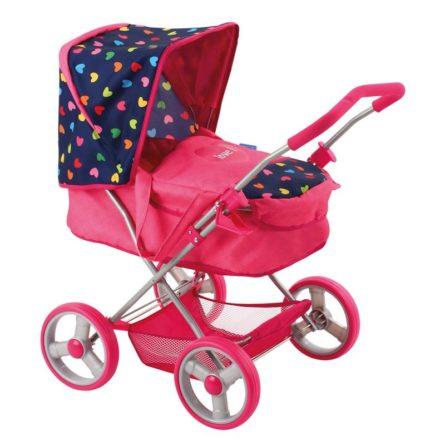 Kočíky pre bábiky -  vytúžený darček pre malé dievčatko - HAUCK - Kočík pre bábiky Gini Lief!