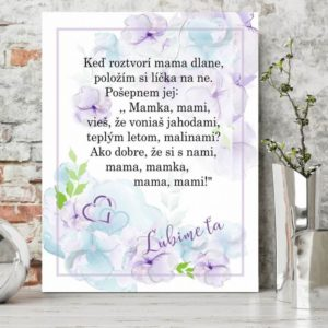 darček pre mamu, darček pre maminku, darček pre maminu, darčeky pre mamičku, darček pre ženu