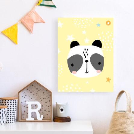 Nálepky na stenu pre deti - Nálepky bodky na stenu - Nalepky zvieratka na stenu - Nálepky na stenu do detskej izby - Samolepky na stenu do detskej izby
