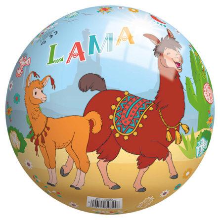 JOHN - Lopta Lama 230 Mm - lama - darcek s motivom lamy - darcek pre milovnika lamy - dekoracie lama
