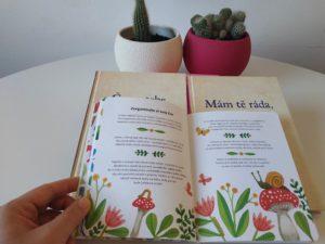 Denník pre dušu , ilustrovaný motivačný denník , vianočný darček pre sestru, vianočný darček pre švagrinku