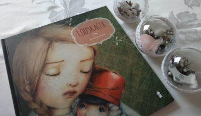 luskacik, louskacek, detske knihy o Vianociach