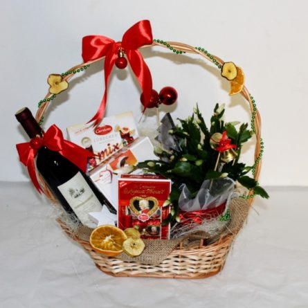 Darčekový košík Sviatkový