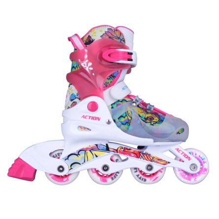 detské kolieskové korčule
